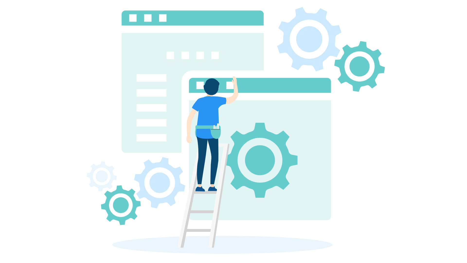SEO maintenance for content